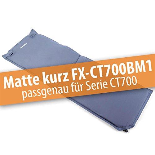 FUXTEC Bollerwagenmatte FX-CT700BM1 aufblasbar für Bollerwagen Serie CT700