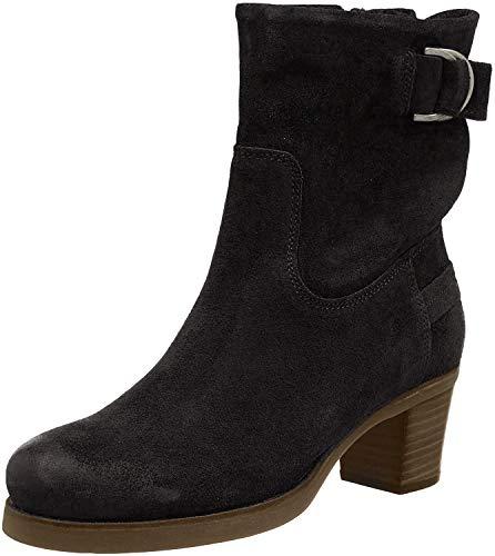 Shabbies Amsterdam Damen Lieve Stiefeletten, Schwarz (Black 0001), 41 EU