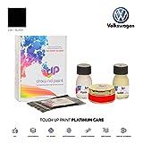 DrawndPaint for/Volkswagen Lupo 3L Fsi/Black - L041 / Touch-UP Sistema DE Pintura Coincidencia EXACTA/Platinum Care