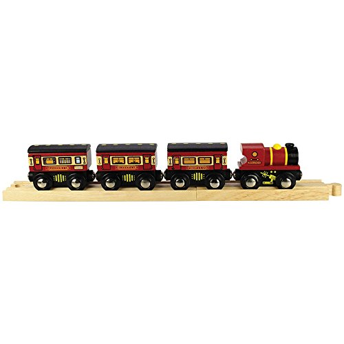 Bigjigs Train Bed (bibjt431)