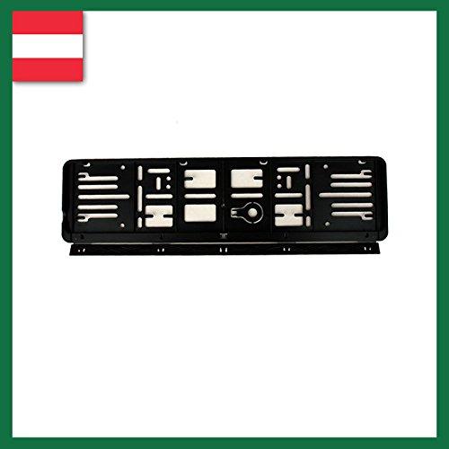 6er-Set-Österreich-Schwarz, für 3 Kfz. Sparpaket