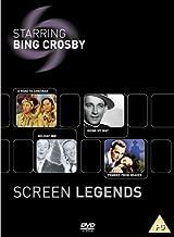 Screen Legends - Bing Crosby - A Road To Zanzibar / Going My Way / Holiday Inn / Pennies From Heaven