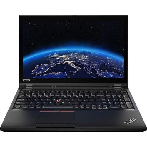 Lenovo ThinkPad P53 Mobile 4G WWAN UHD Workstation 20QN001BUS - Intel Six Core i7-9750H, 16GB RAM, 512GB PCIe Nvme SSD, 15.6' 4K 3840x2160 Display, NVIDIA Quadro T2000 4GB Graphics, Windows 10 Pro