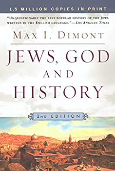 Paperback Jews, God and History : Second Edition Book