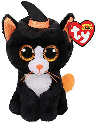 Ty- Beanie Boos WITCHIE 15 cm, Multicoloured, T36790