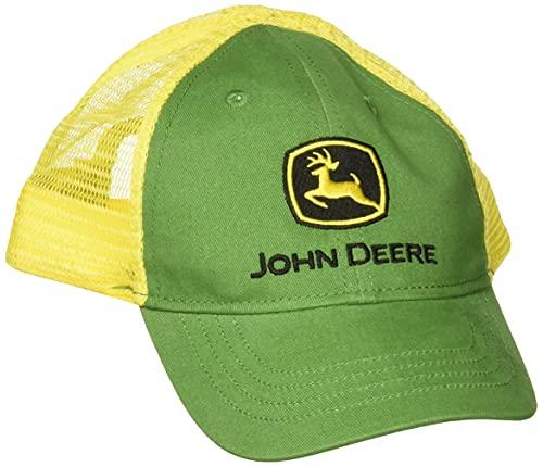 John Deere Toddler Boys  Trademark Trucker Ball Cap  Green  Toddler