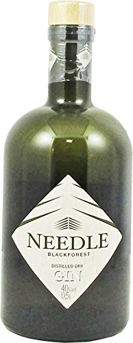 Needle Gin Needle es una ginebra elaborada en Selva Negra (alemania) en partidas muy pequeñas - 500 ml