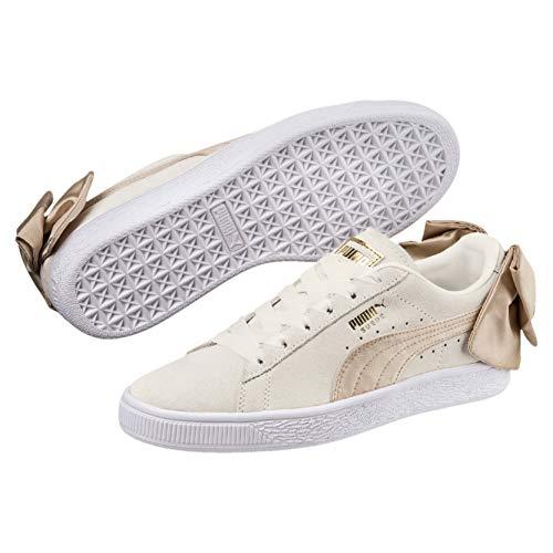 PUMA Damen Sneaker Suede Bow BSQT Sneakers