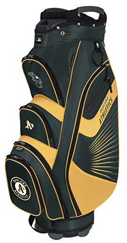 Best Review Of Team Effort Oakland Athletics Oakland Athletics The Bucket II Cooler Cart Bag