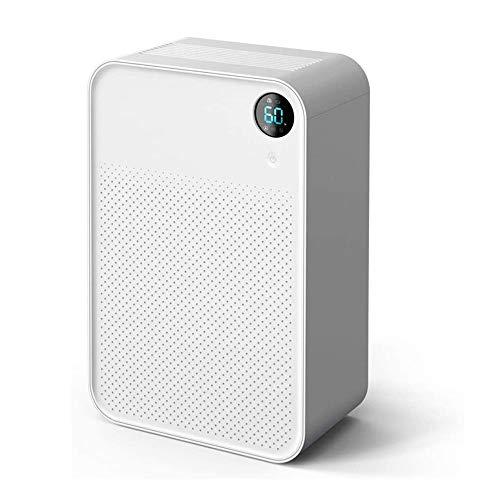 Lowest Price! SMLZV Home Portable Dehumidifier for Bathroom,Electic Mini Home Dehumidifier,with Digi...