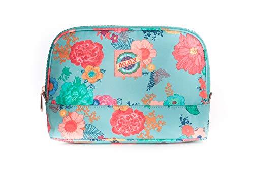 Oilily Colour Splash Cosmetic Bag M Sea Breeze