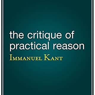 The Critique of Practical Reason cover art