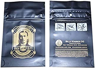 Garrison Lane – Billy Kimber 3.5g 8th (50 Pack) (Runtz Cookies Jungle Boys)