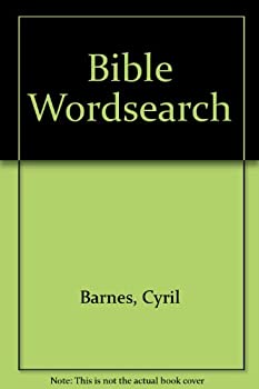 Paperback Bible Wordsearch Book