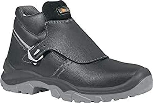 Ironware BC10423-40 U-Power BC10423-40-Calzado de seguridad gama Style&Job Modelo Crocodile S3 SRC Talla, Nero, 40