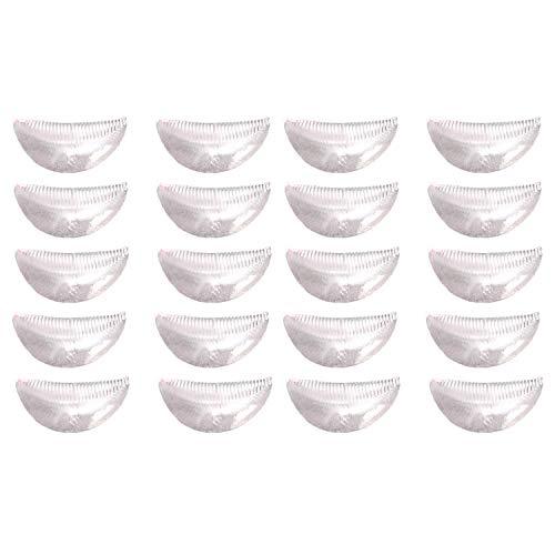 10 Paire De Cils En Silicone Imperméable Perming Bigoudi Bouclier Boucliers Eye Lash Lift titulaire pour DIY Cils Perm