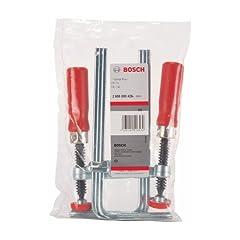Bosch Professional 2 Stück Schraubzwingen