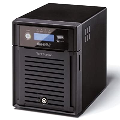Buffalo Technology TeraStation Pro Quad 4-Bay USB 3.0 High Performance Network Attached Storage