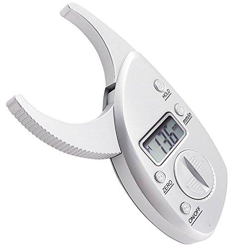 Pince pour mesurer la graisse sous-cutanée avec écran LCD