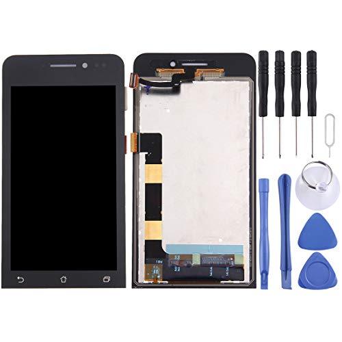 Mingxian Pantalla LCD y digitalizador Asamblea Completa for ASUS Zenfone 4 / A450CG (Negro) (Color : Black)