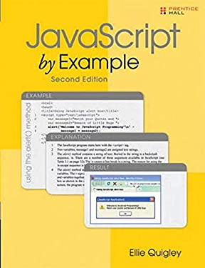 JavaScript by Example (2nd Edition)