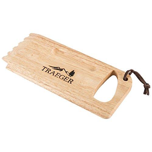 Traeger Grills BAC454 Wooden Scape Grill Scraper, Wood