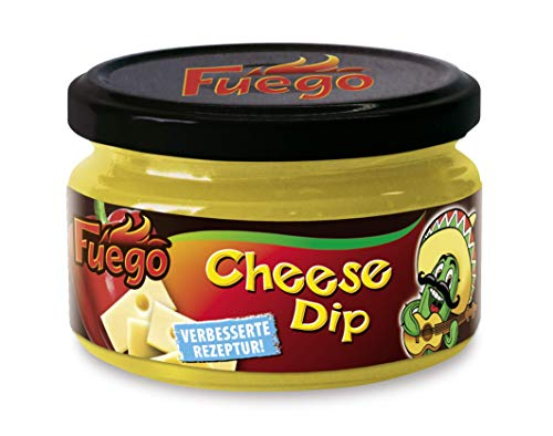 Fuego Cheese Dip, 4er Pack (4 x 400 ml)
