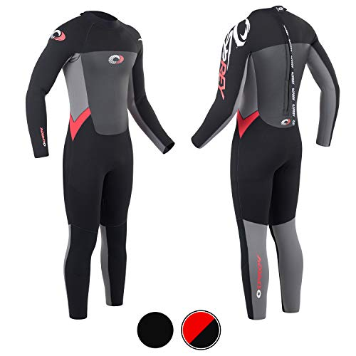 Osprey Mens Winter Wetsuit 5mm Full Length