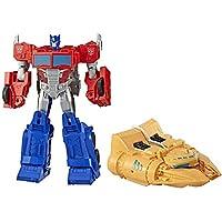 Transformers- Cyberverse Ark Power Optimus Prime (Hasbro E4218EU4)