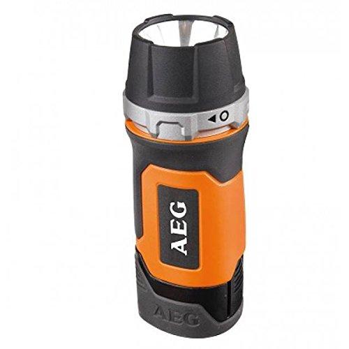 AEG Powertools 0000049 Linterna a batería de 12V, LED