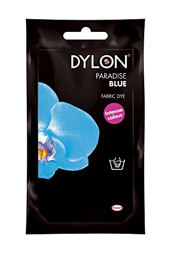 DYLON HAND DYE - 50G [Paradiesblau Blau,1]