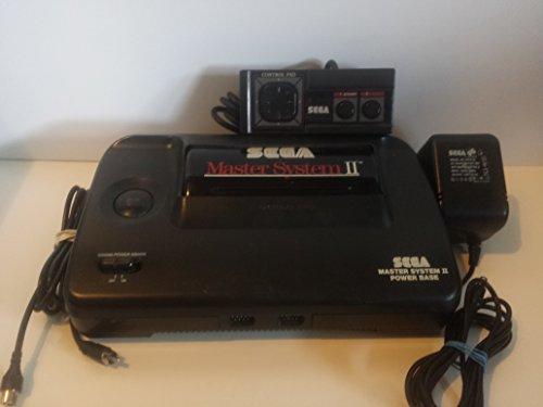 Sega Master System II Konsole inkl. Alex Kidd (integiert)
