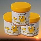 Enzborn Teufelssalbe Pflegegel Heiß 3er Pack (3 x 200 ml)