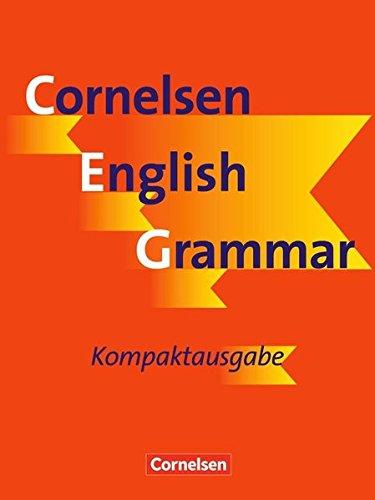 Cornelsen English Grammar - Kompaktausgabe: Grammatik
