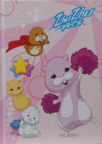 Dagboek 10 maanden Zhu Zhu Pets Giochi Preziosi