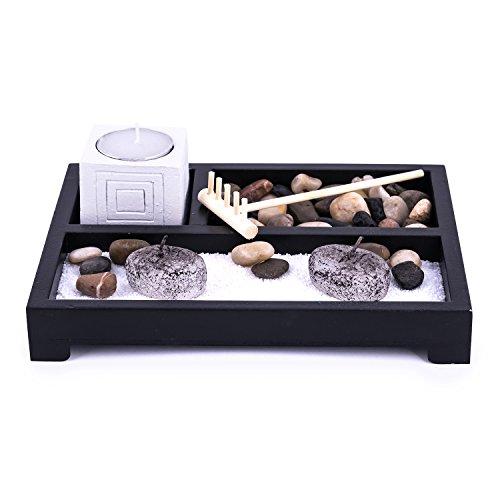 Pajoma 30010Buddha - Giardino Zen, 20,5x 20,5x 6cm