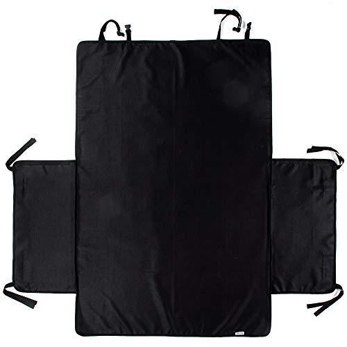 PRETEX Universal Kofferraumschutz für Hunde – Autoschondecke/Hundedecke Kofferraum/Hundematte wasserdicht & pflegeleicht – komfortable Schutzmatte für Ihren Hund
