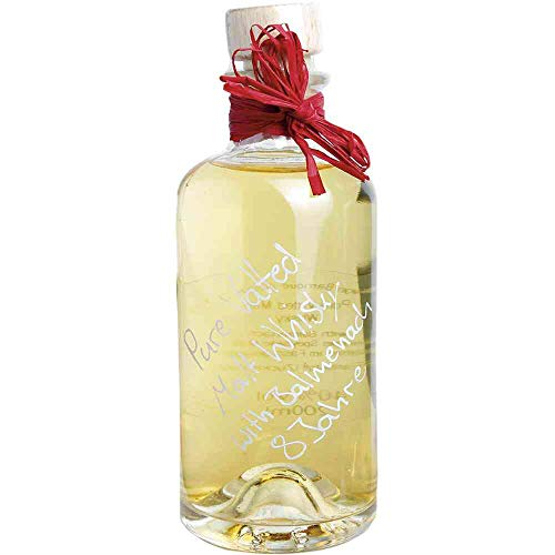 Whisky Pure Malt Apotheker-Fl. Vatted with Bunnahabhain Vegan BARRIQUE-Handabfüllungen Destillate Vatted Malt 200ml-Fl