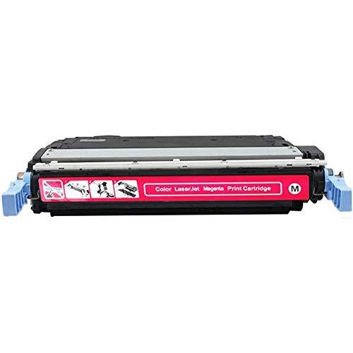 Farbtonerkartusche Kompatibel mit HP 643A Q5950A Q5951A Q5952A Q5953A Original-Tonerkartusche, geeignet für HP LaserJet 4700 Farblaserdrucker-red