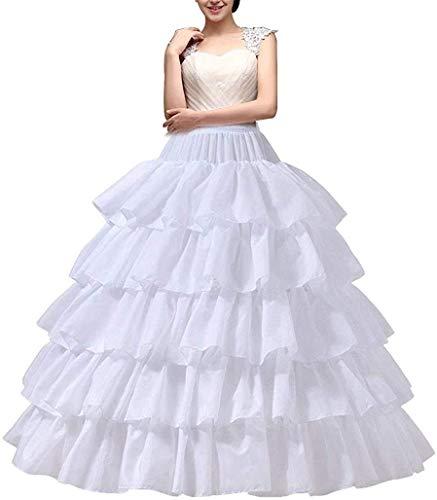 Enaguas para mujer, braga de crinolina, falda de crinolina, falda de enaguas,...