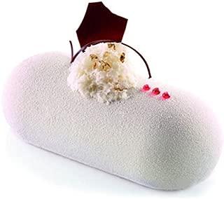 Silikomart White Nonstick Large Mr. Pillow Mold