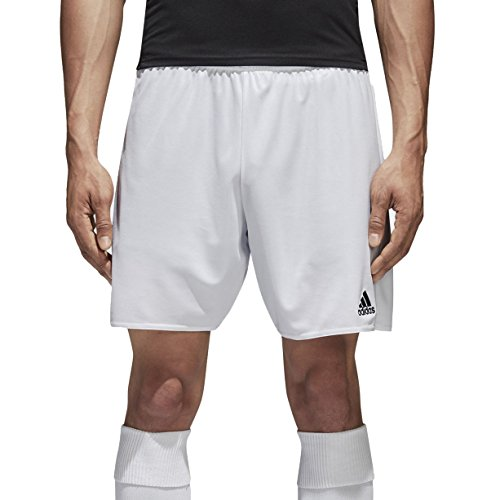 adidas Parma 16 SHO Shorts, Hombre, White/Black, S