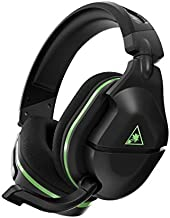 Turtle Beach Stealth 600 Gen 2 Wireless Gaming Headset for Xbox Series X & Xbox Series S, Xbox One, & Windows 10 PCs with 50mm Speakers, 15-Hr Battery life, Flip-to-Mute Mic, and Spatial Audio - Black