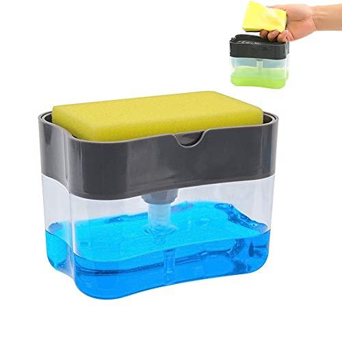 3-In-1-Seifenspender-Waschmittelpresse...
