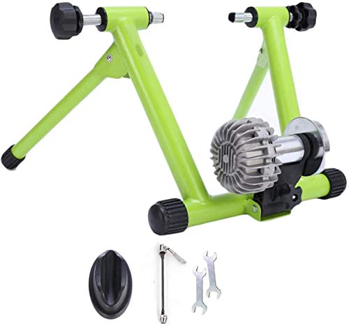 ZLGE Indoor Bike Trainer Stand Bike Trainer Stand - Indoor Fluid Bike Trainer - Stationary Exercise Trainer Stand Fit 26-29