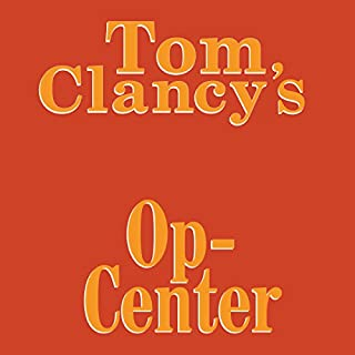 Tom Clancy's Op-Center audiobook cover art