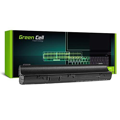 Green Cell Extended Serie GMO06 MO09 HSTNN-LB3N Batería para HP Envy DV4 DV6 DV7 M4 M6 HP Pavilion DV6-7000 DV7-7000 M6 Ordenador (9 Celdas 6600mAh 11.1V Negro)