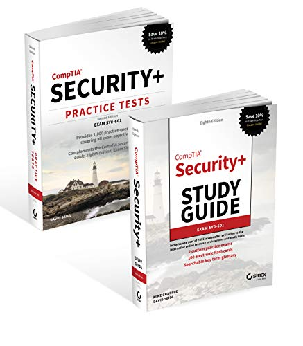 CompTIA Security+ Certification Kit: Exam SY0-601