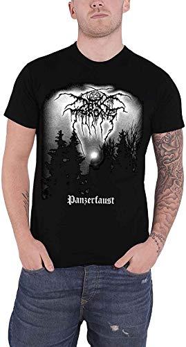 Darkthrone 'Panzerfaust' T-Shirt,X-Large