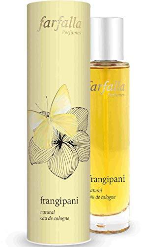 Farfalla: Eau de Cologne - Frangipani 50ml